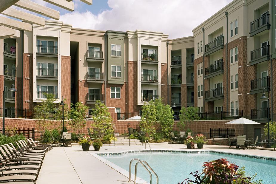 College Park Studio Apartments